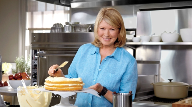 Martha Stewart Reveals She Had One-Night Stand, Sexted