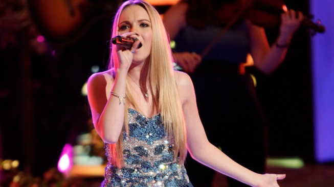 """The Voice"" Winner Danielle Bradbery Talks Overcoming Stage Fright"