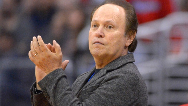 "Billy Crystal Returns to TV With New FX Comedy Series ""The Comedians"""