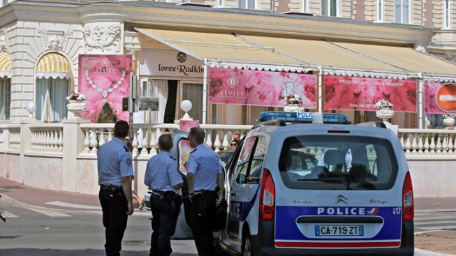 $1.3 Million Reward For Information About Cannes Jewelry Heist
