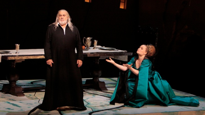 "Placido Domingo Sings Verdi's Rarity ""I Due Foscari"" in LA"