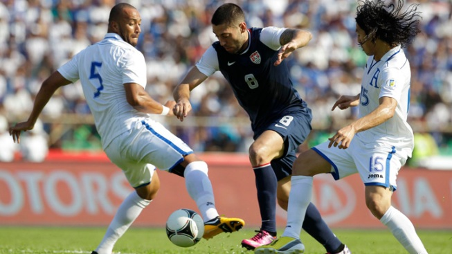 U.S. Men's Soccer Takes on Germany at RFK Stadium