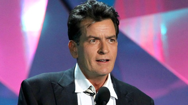 Charlie Sheen Manages A Way Back