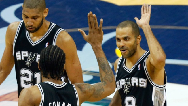 Spurs Advance to Finals, Beat Grizzlies 93-86