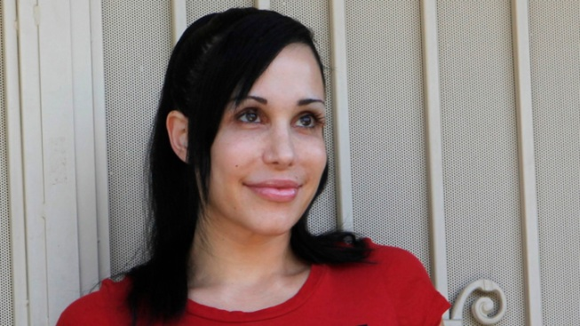 Octomom Nadya Suleman Charged With Welfare Fraud