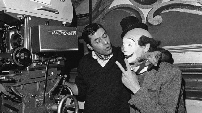 Footage of Jerry Lewis Holocaust Movie Surfaces