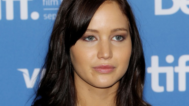 "Jennifer Lawrence Talks Love, Weight: ""In Hollywood, I'm Obese"""