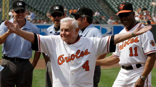 Legendary Orioles Manager Weaver Dies at 82