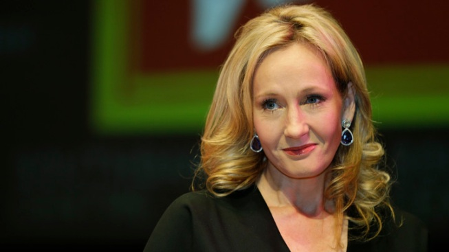 "J.K. Rowling's Mystery Book Pen Name, Robert Galbraith, Is Homage to ""Robert F. Kennedy, My Hero"""