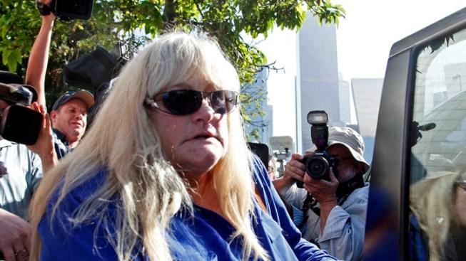Jackson's Ex-Wife Says Med Visits Concerned Her