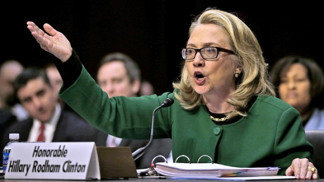 Clinton Clashes with GOP Senators, House Members on Benghazi