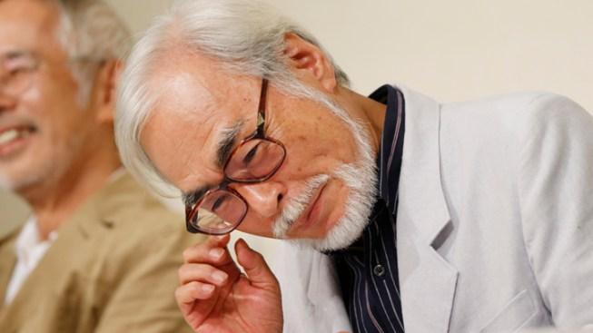 Japanese Animation Master Miyazaki Bids Farewell