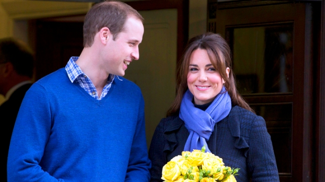 Prince William and Kate's Baby Due in July