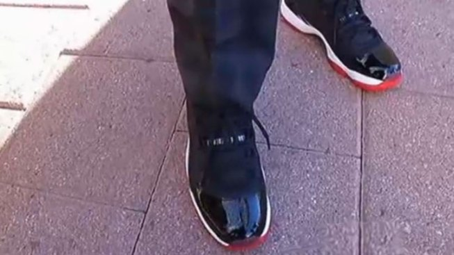 Man Shot for Air Jordan Shoes Dies in Houston