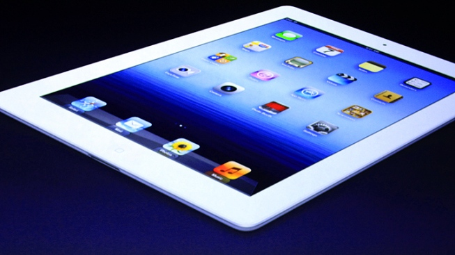 The New iPad: Retina Screen, 4G, More