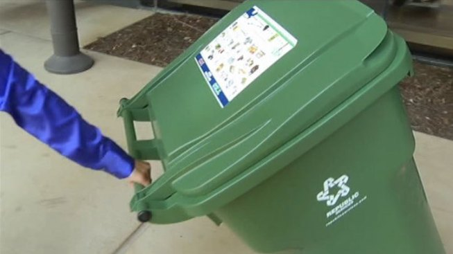 Recycling Codes on Plastics