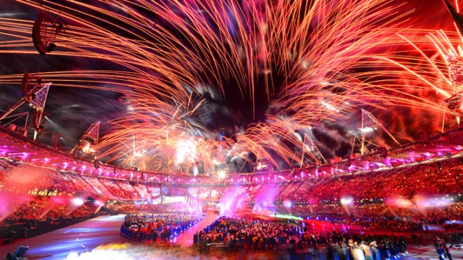 Olympic Closing Ceremony: British Music Royalty Herald End of Games