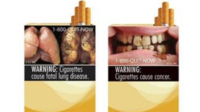 Obama Administration to Appeal Cigarette Warning Ruling