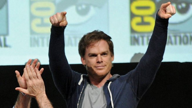 """""""Dexter"""" Says Farewell to Fans at Comic-Con"""