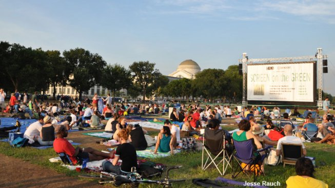 Your Guide to Summer 2013's Outdoor Movie Scene