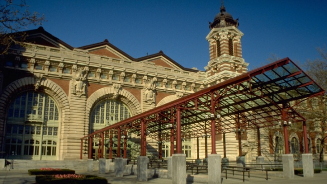 Ellis Island, Which Was Underwater After Sandy, to Reopen Monday