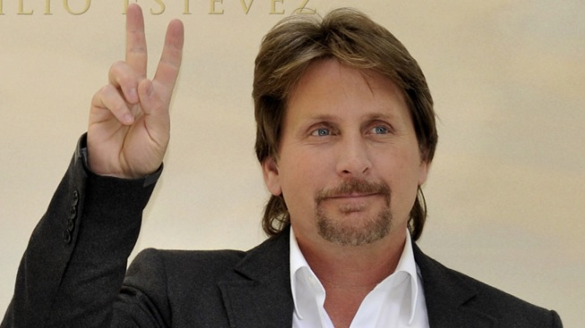 "Emilio Estevez: Charlie Sheen ""A Different Guy"""