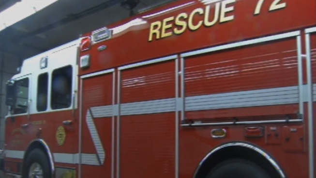 Three Hurt Trying to Rescue Dog from House Fire