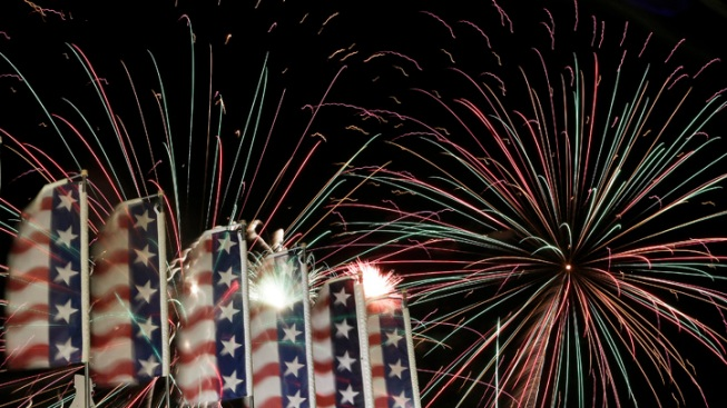 Lack of Power Puts Damper on July 4th Celebrations