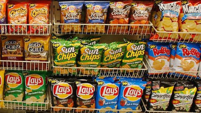 $2K in Frito-Lay Chips and Dips Stolen, Along With Truck