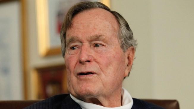 George H.W. Bush Criticizes Cheney, Rumsfeld in New Biography