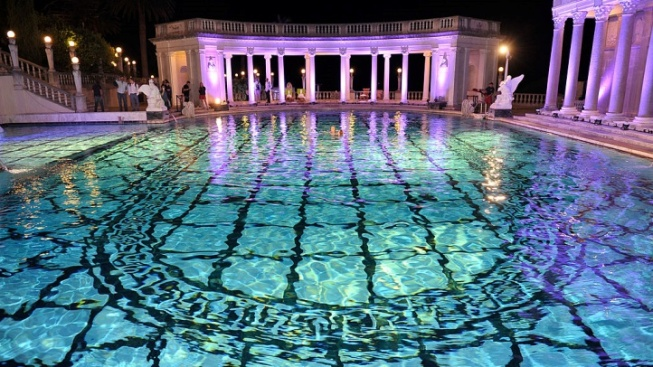 Swimming at Hearst Castle Isn't Just a Daydream