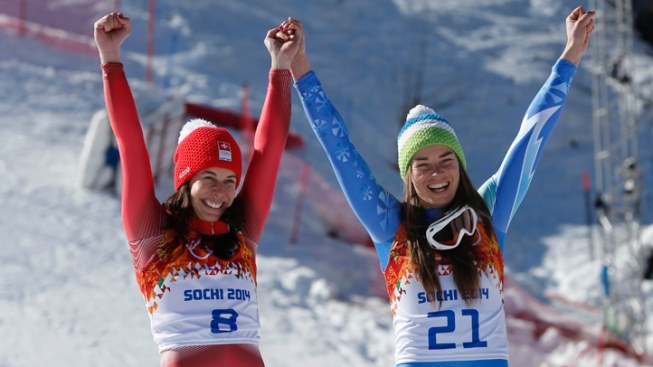 Unforgettable Olympic Finish: How Skiing History Was Made in Women's Downhill