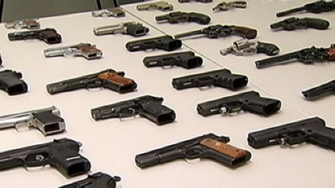 Md. Gun Bill Foes Begin Petition for Referendum
