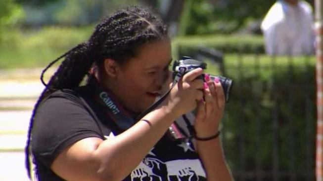 Program Encourages Youth Advocacy Through Photography