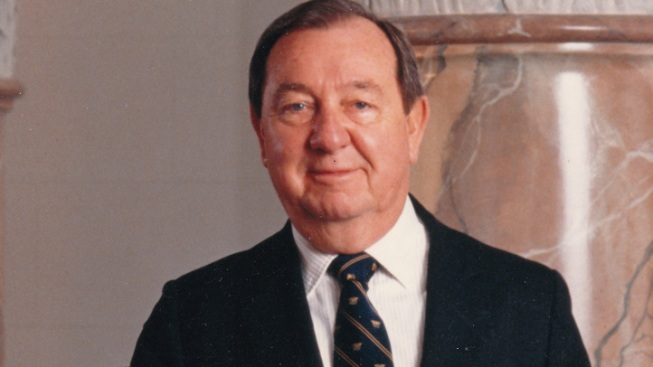 D.C. Media, Banking Giant Joe Allbritton Dies at 87