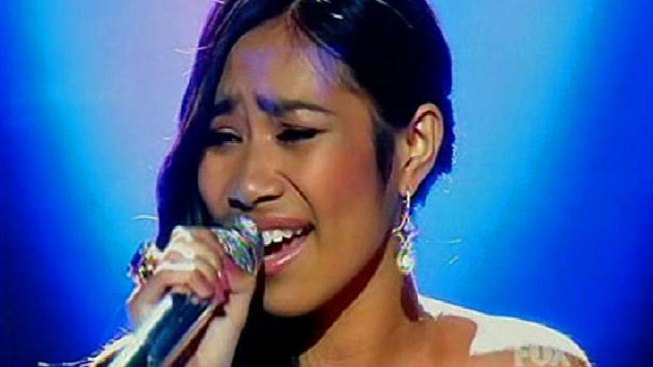 "Judges Lukewarm on Sanchez's ""Idol"" Finale Song Choice"