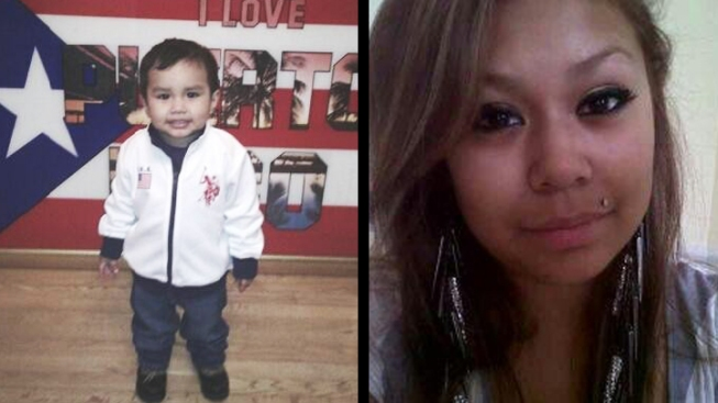 Young Mom and Toddler Son Missing From Silver Spring
