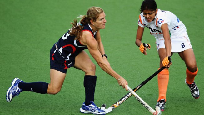 D.C. Area Well-Represented in Olympic Field Hockey