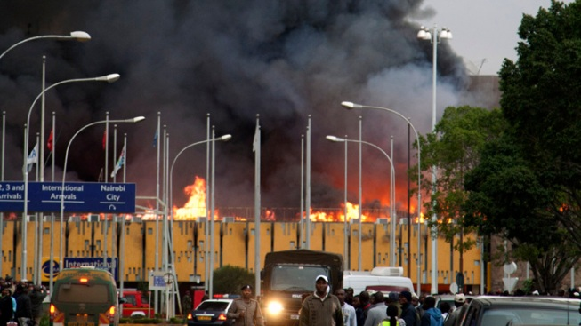 Kenya's Main Airport Reopens for Domestic, Cargo Flights After Fire