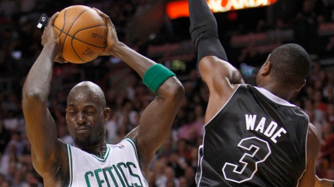 Celtics Shoot Past Heat, 115-107