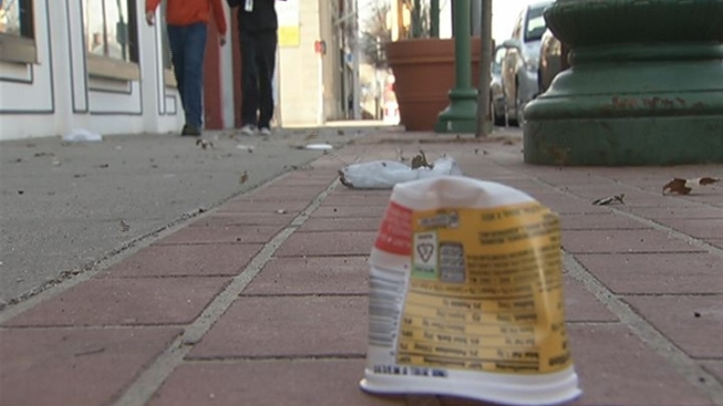 Litter Enforcement Month in Montgomery County