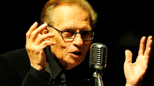 Larry King's Talk Show Returns This Summer