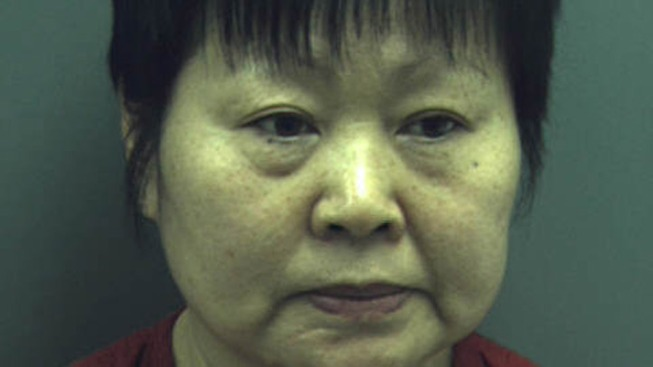 Leesburg Woman Charged in Husband's Death