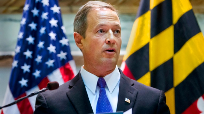 O'Malley Campaigns in N.J. for Booker