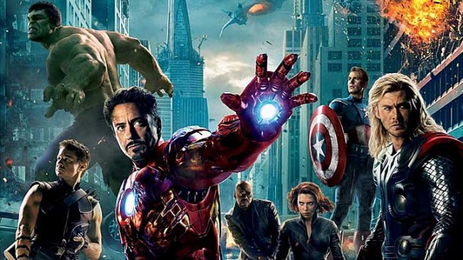 """The Avengers"" Reaches $600M Milestone"