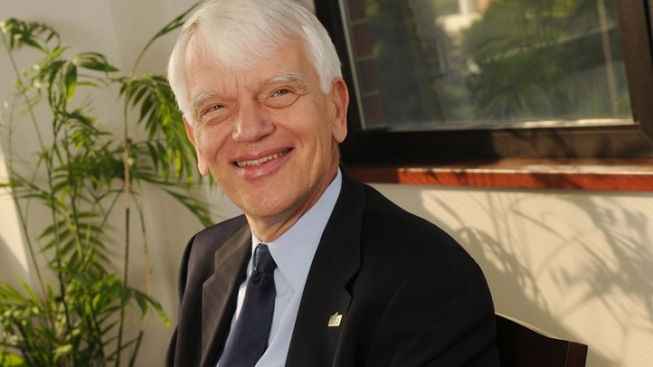 GMU's President Is Stepping Down