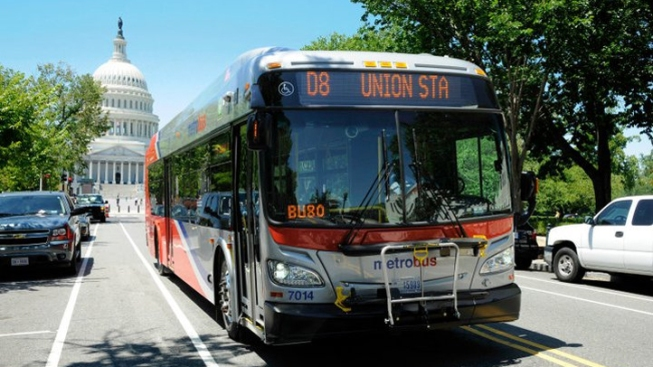Bus, Biking Blamed for Metro Ridership Decline