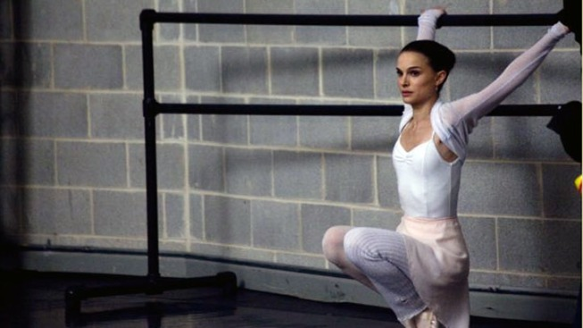 "Filmmakers Insist Portman Did ""Most of the Dancing"" in ""Black Swan"""