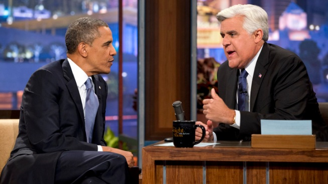 Obama on Leno: Terror Threat is Significant But Don't Overreact