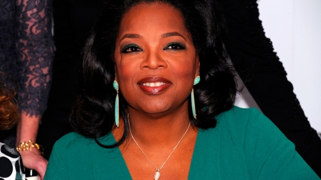 Oprah Winfrey Reveals Breast Cancer Scare